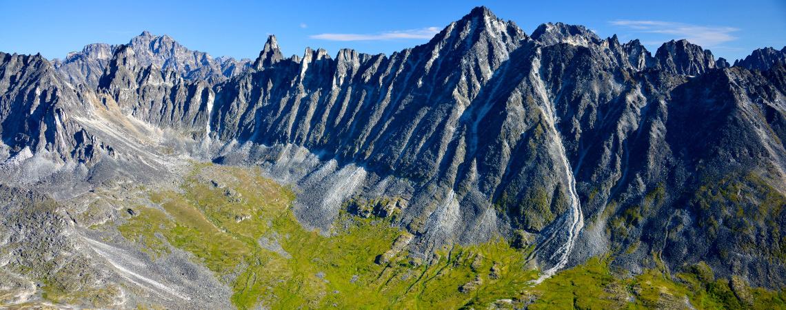 Ragged Range, Nahanni National Park